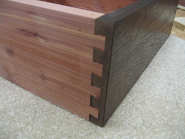 Drawer Stops For Dresser Cedar Drawer Stops as You