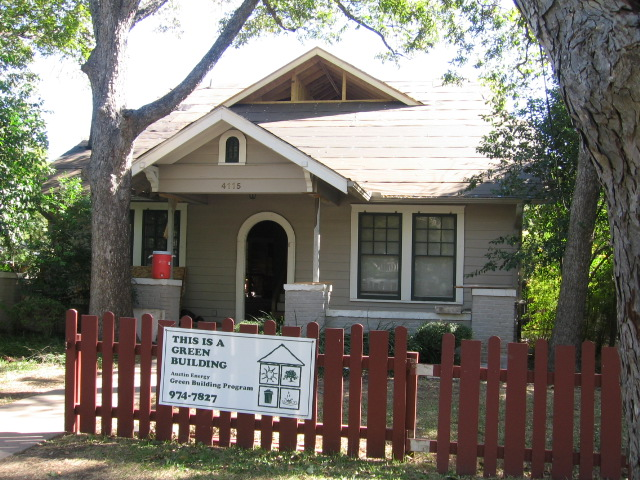 This old house the austin project